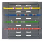 Tablette de pré-composition afin de simplifier le travail de composition des repères.