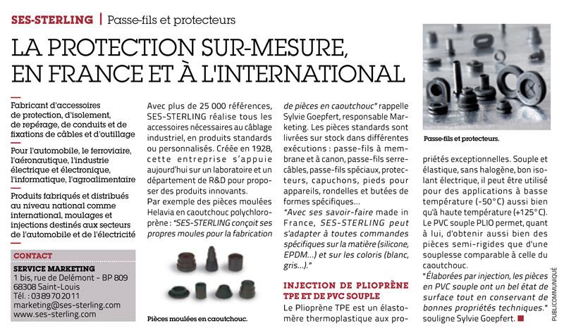 SES-STERLING : la protection sur mesure en France et à l'international
