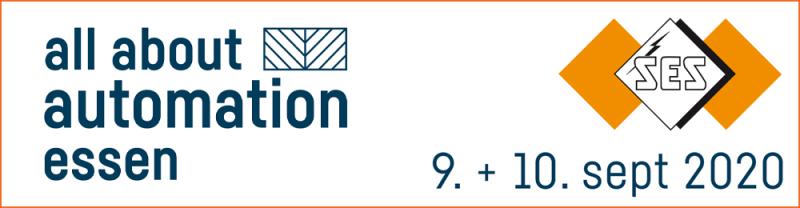 Logo AAA Essen 9 and 10 september 2020 in Essen (Germany)