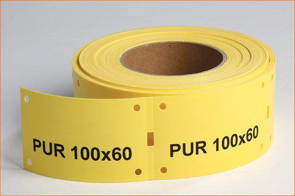 Pur carriers PLIOMARK PRINT EOS5