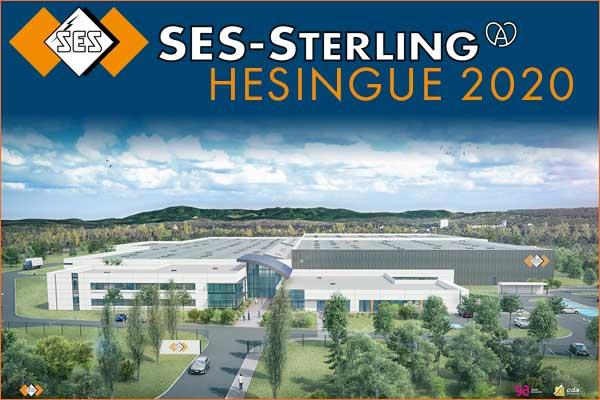 SES-STERLING Hésingue en 2021