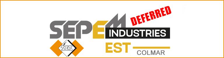 SEPEM COLMAR Trade Fair Deferred