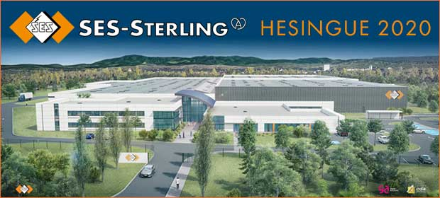 News SES-STERLING Hésingue 2020