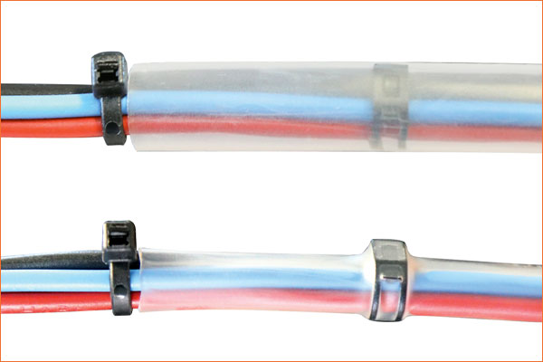BELTO® cable ties: your ally in tight spaces - Standard cable ties