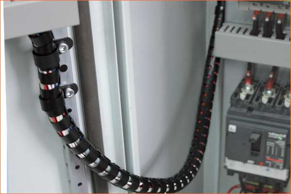 PLIOZIP protection tubing: general application