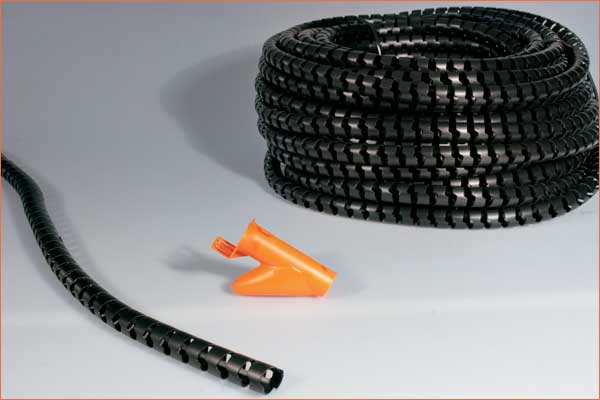 PLIOZIP protection tubing: an asset in your installations
