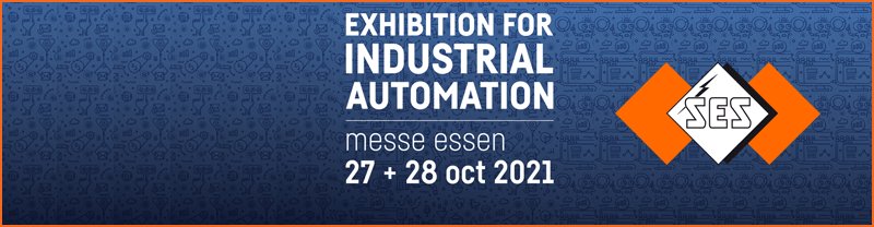 All About Automation Essen SES-STERLING banner