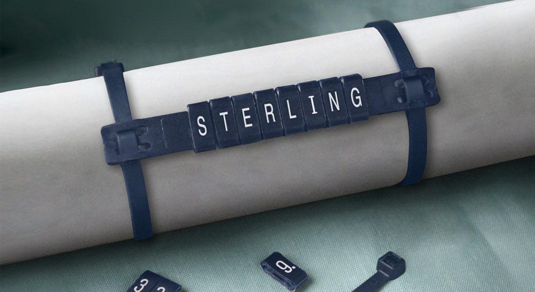 Système SES-STERLING détectable aux détecteurs à métaux de repérage de câble