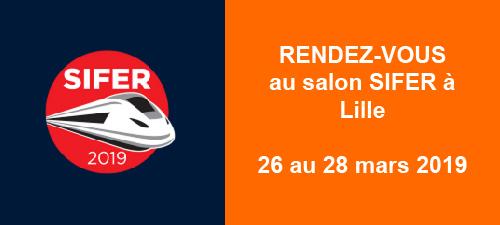 Sifer - Lille (FR) - du 26 au 28 mars 2019
