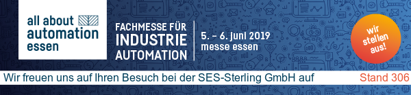 All About Automation - Essen (DE) - from 5 to 6 June 2019