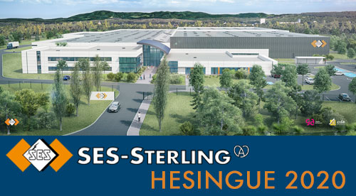 NEW SES-STERLING INDUSTRIAL COMPLEX IN HESINGUE